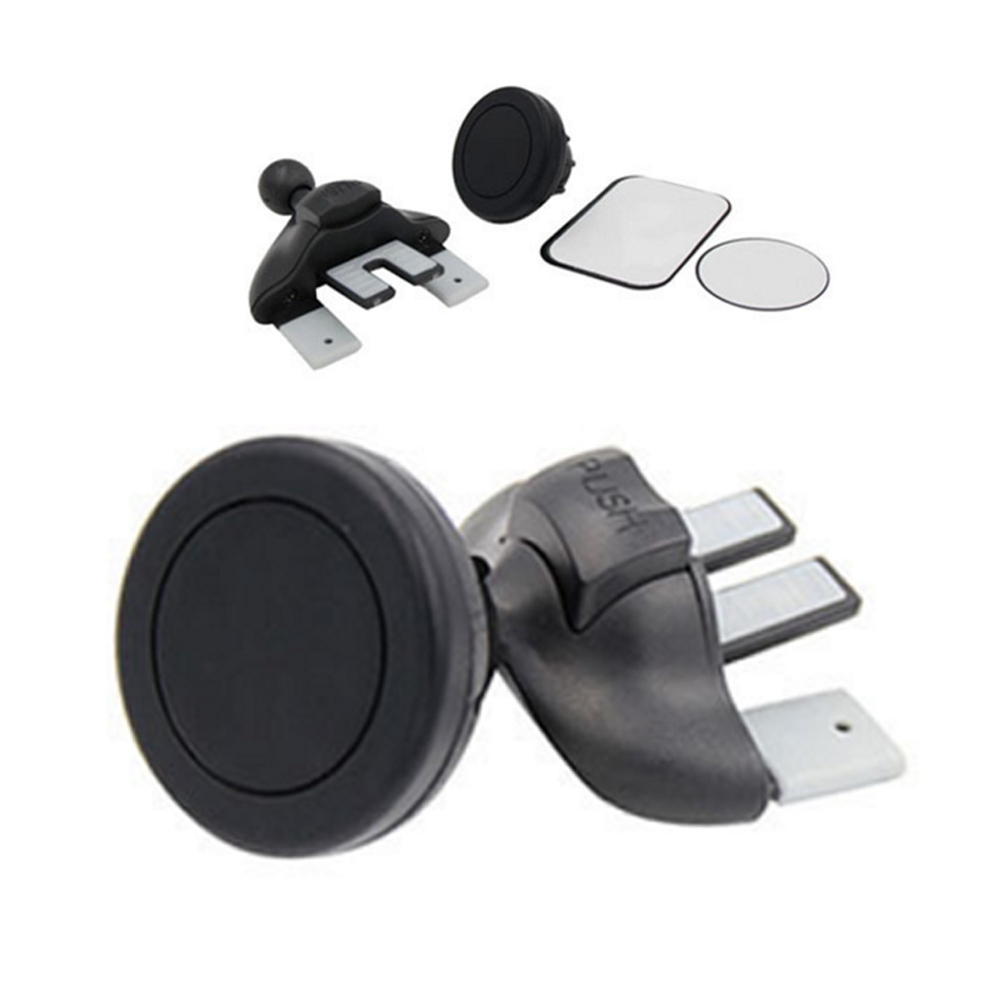 Magnetic Car Air Vent ή CD Slot Mobile Phone Holder Mount Stand For - Ανταλλακτικά και αξεσουάρ κινητών τηλεφώνων - Φωτογραφία 2