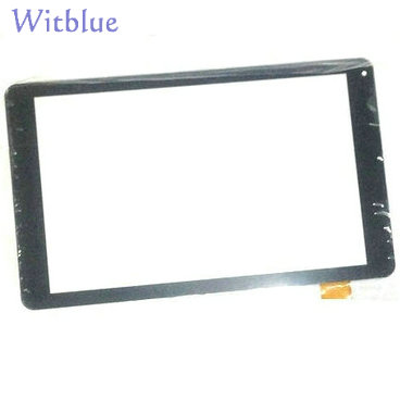 Witblue New touch screen For 10.1 Vonino Druid L10 4G Tablet Touch panel Digitizer Glass Sensor Replacement Free Shipping new 8 touch for irbis tz891 4g tablet touch screen touch panel digitizer glass sensor replacement free shipping