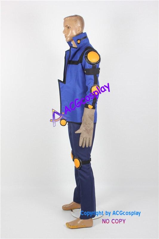 Yu-gi-oh 5ds Yusei Fudo Cosplay Costume Anime Customize Set Anime Costumes