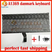 5pcs Lot NEW For Apple Macbook Air Keyboard Without Backlit 13 A1369 2011 A1466 2012 2013