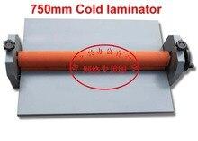 Бесплатная Доставка НОВЫЙ ГОРЯЧИЙ Тяжелая 30 «(750 мм) Руководство Ламинатор Идеальный Защитите Холодный Ламинатор
