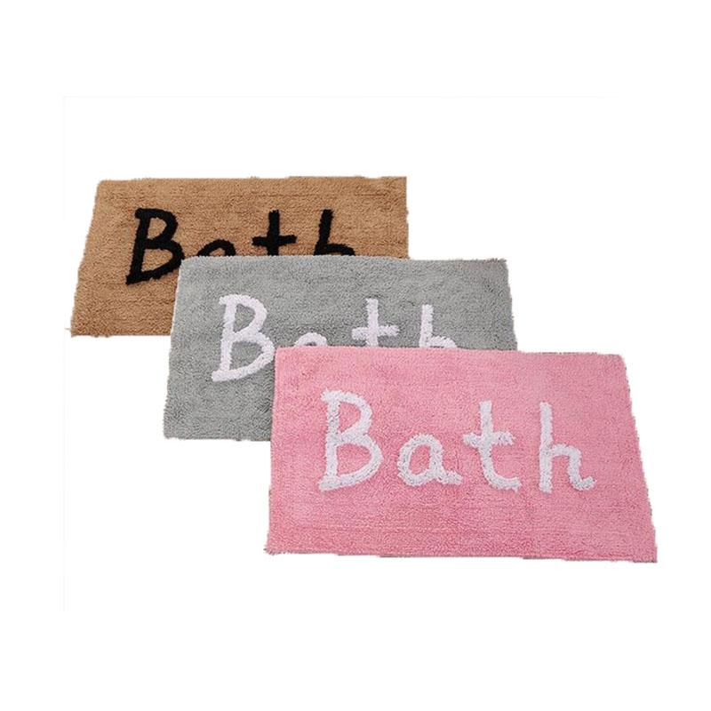 suave alfombras de bao colores bao esteras de algodn alfombra de bao dormitorio colchn