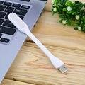 Белый СВЕТОДИОД USB Лампа для Ноутбука Гибкая USB Свет для Xiaomi Ноутбук PC Теплый Мини СВЕТОДИОДНАЯ Лампа USB Гаджеты