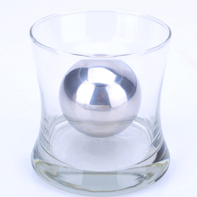Stainless Steel Drink Cooling Ball