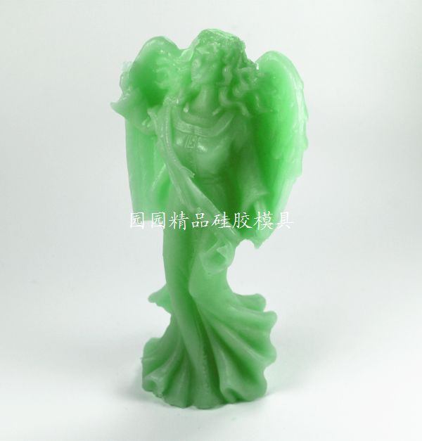 Angel Silicone Soap mold candle mould Handmade 3D candle mold DIY Craft molds S251
