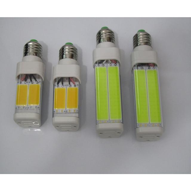 2 stkspartij 3 w g24 g23 e27 cob led pl verlichting energiebesparing indoor behulp