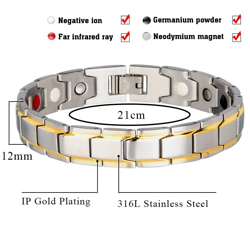 10124 Magnetic Bracelet Details_1