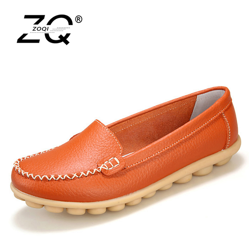 Genuine Leather Oxford Shoes Women Flats 2017 Fashion Women Shoes Casual Moccasins Loafers Ladies Shoes sapatilhas zapatos mujer цены онлайн