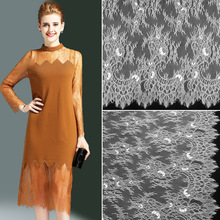 ZOTOONE 2018 High Quality French Lace Fabrics African Tulle Nigerian Fabric For Dress DIY Home Decoration Accessories E