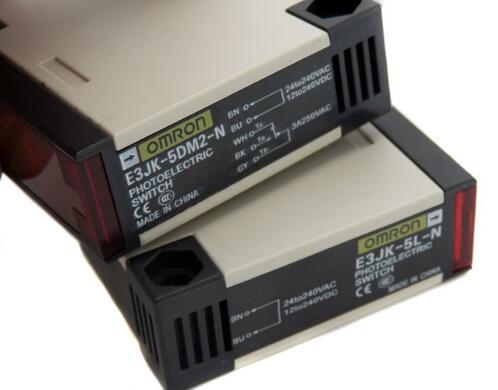 Capteur photoélectrique intégré d'alimentation E3JK E3JK5M2 E3JK-5M2 E3JK-5M2-C