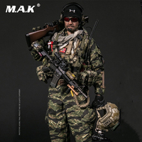 1/6 Scale Collectible 78049 SHCC 2017 Exhibition Product NSWDG in Afghanistan Box Action Figure Model for Fans Collection Gifts