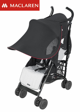 Maclaren original baby stroller sun shading cover pram the sun trinit baby strollers sunshade Accessories 4