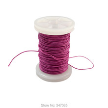 1 Roll 30 Meter Bow String Serving Thread 0.021″ Thickness for Archery Bows Strings Pretecting