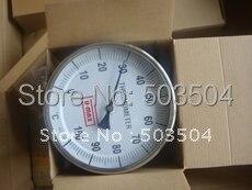 5 Adjustable bimetal thermometer 0-100C