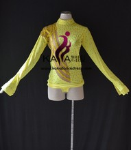 KAKA-L1546,Men's Dance Wear,Man 's Latin Shirt,Salsa Dress Tango Samba Rumba Chacha Shirt,Man Shirt