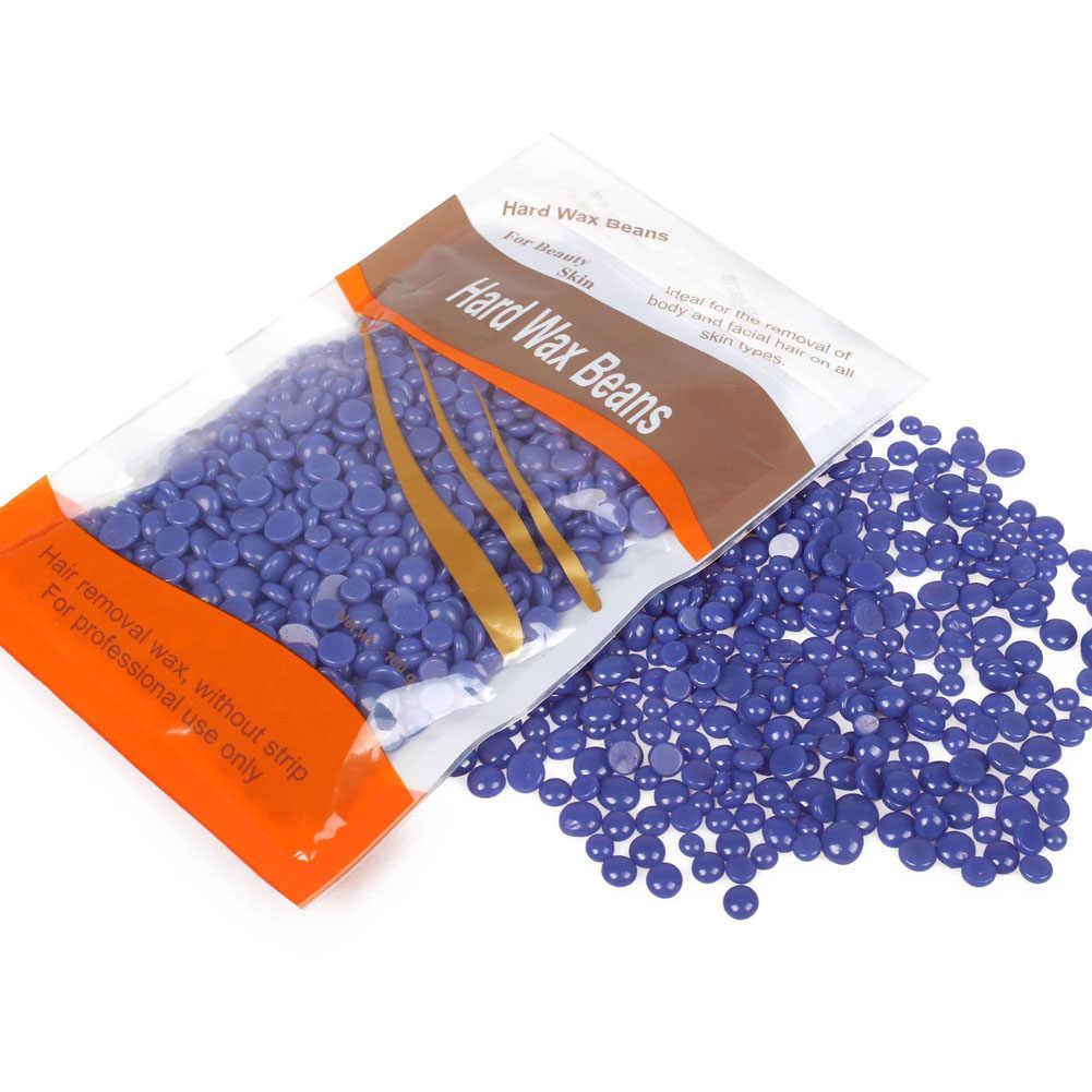 300g Pearl Hard Wax Beans Granules Hot Film Wax Bead Hair Removal