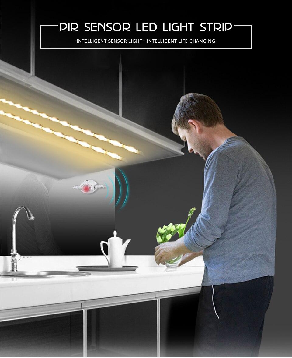 PIR Motion sensor night light (1)