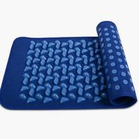 Yoga Acupuncture Mat Imitation Cobblestone Reflexology Walk Stone Foot Massager Cushion Foot Leg Pain Relieve Walk Massage Mat
