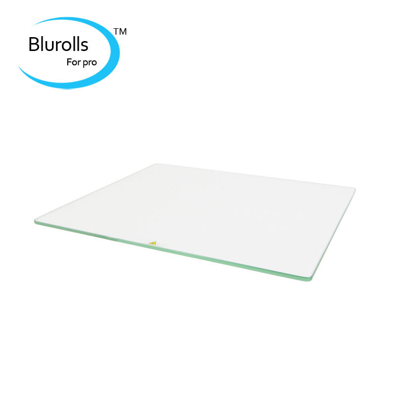 UM2 Ultimaker 2 3D printer glass plate for heated bed high boron silicon glass plate ultimaker