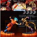 2 шт./компл. Dragon Ball Z Сон Гоку Фигурку Игрушки Аниме Brinquedos Фриза Рисунок Модель игрушки