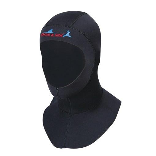 5mm Scuba Diving Cap Swimming Warm Snorkeling Hat Dive Hood Wet Suit Hat