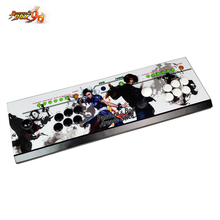 Pandora's Box 9D arcade fighting game machine with multi game board 2222 in 1,Very popular arcade double joystick console все цены