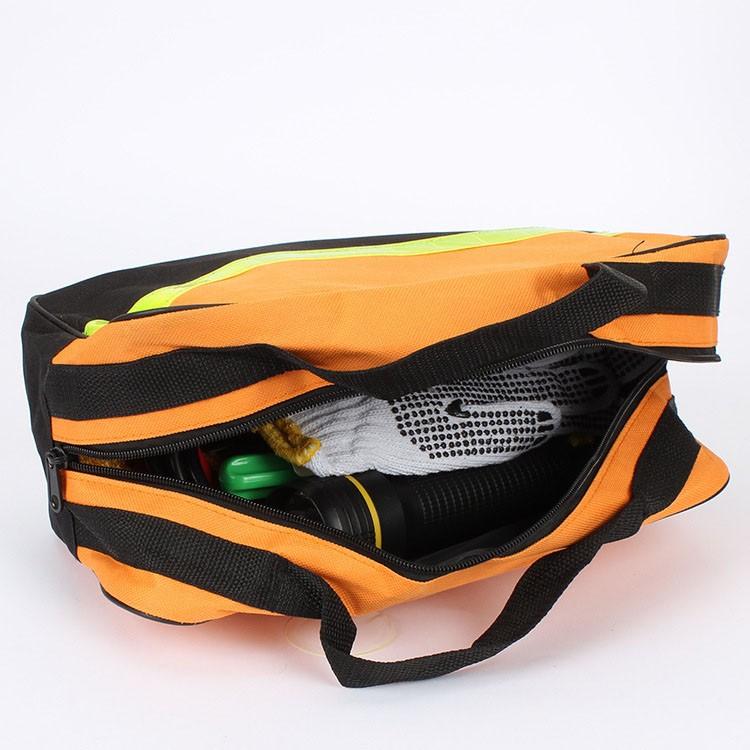 Car Emergency Kits 9 PCS Auto Roadside Emergency Tool Supplies Kit Bag Flashlight Car Breakdown Safety Equipment Survival Gear (2)