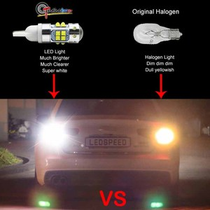 Image 5 - Gtinthebox High Power T10 LED 912 921 LED Bulb XB D Chips Auto Lamp Car Lights Parking Backup Reverse White Yellow Red 12V