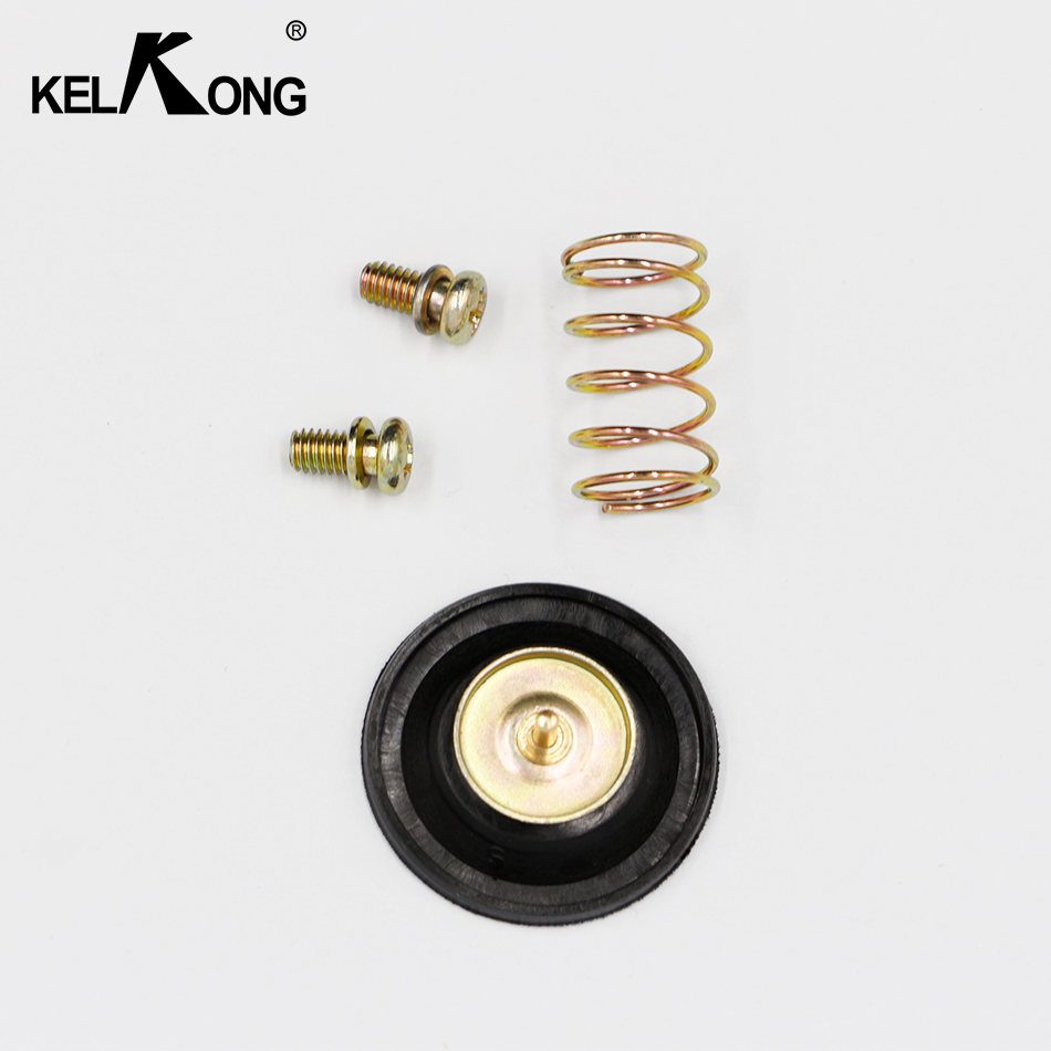 KELKONG Бесплатная доставка PD24J карбюратор GY6-125CC ~ 150CC небольшой мембранный запорный клапан подходит для четырехтактный электрические скутеры