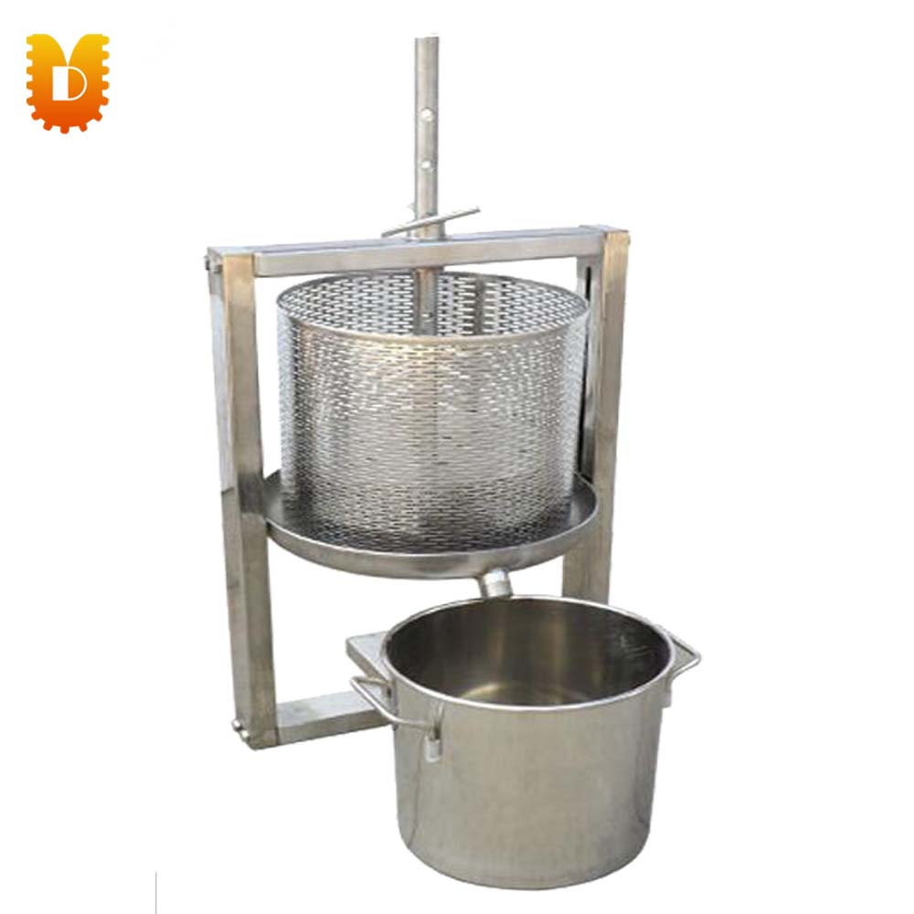 Stainless steel Grape pressing machine Jack press Juicer wine equipment