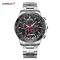 Mens Watches Top Brand Luxury Military Watches For Men Sport Clock Men Fashion Brand Relogio Masculino