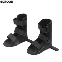 Adjustable Foot Fracture Recovery Night Splint Plantar Fasciitis Injury Brace Ankle Support Rehabilitation Strap with Buckles
