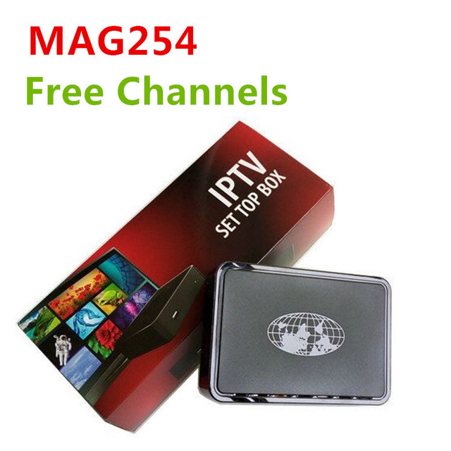 Free IPTV account MAG254 set top box Arabic European Italy UK France Germany USA IPTV 800+ channels account mag 254 set top box