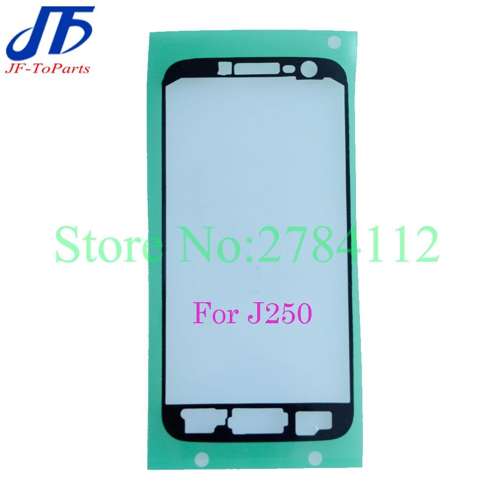30Pcs replacement For Samsung Galaxy J2 Pro J250  J4 J400 J400F J6 J600F 2018 LCD Screen Frame Adhesive Sticker bezel Glue Tape