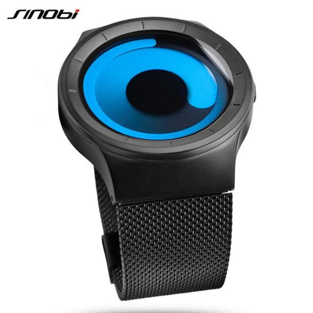 SINOBI – Digital Luxury Watch