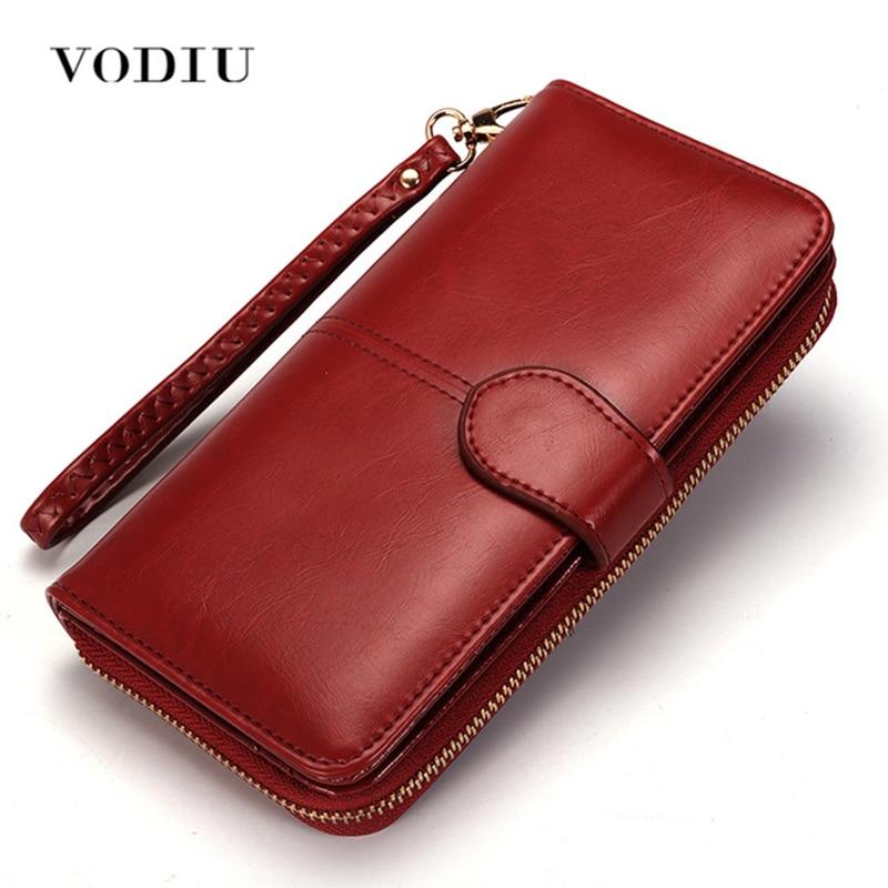 VODIU Naiste rahakott, 11 värvivalikut