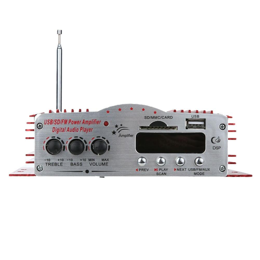 4 Kanal Startseite Car Audio Verstärker Auto 4 CH HiFi Audio ...