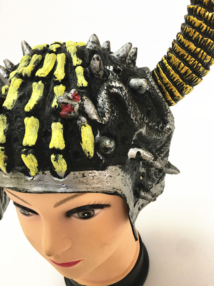 Boys Costume Accessories Ancient Rome Helmet Warrior Cap Hat Cosplay Costume Party Halloween Props Purim Role Play