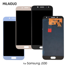 AMOLED/TFT LCD Display For Samsung Galaxy J5 Pro 2017 J530 J530Y J530M J530F SM-J530F Touch Screen Digitizer OLED Assembly