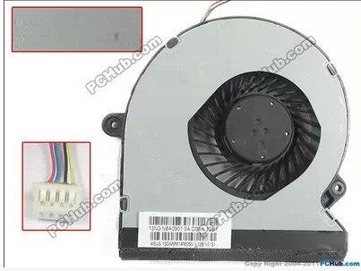DELTA KSB06105HB, -CE1A DC 5V 0.40A 4-wire 4-pin connector 40mm Server Baer Cooling fan delta 12038 12v cooling fan afb1212ehe afb1212he afb1212hhe afb1212le afb1212she afb1212vhe afb1212me