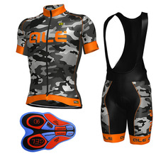 2018 Men Cycling Jersey Set ropa ciclismo hombre Bib Shorts Breathable  Summer Quick Dry MTB Camouflage 464f95e81