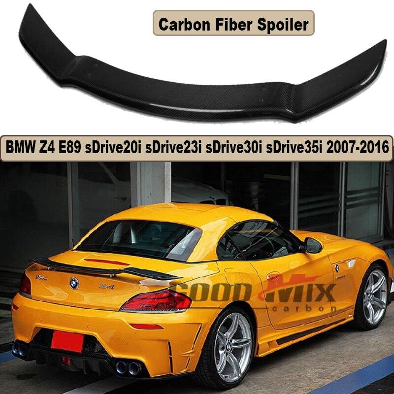 2016 Bmw Z4: High Quality Carbon Fiber Spoiler For BMW Z4 E89 SDrive20i