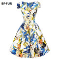 New Vestido De Festa Women Summer casual Dress Vintage Sexy Party Vestidos Plus Size Ladies Maxi Boho Clothing Bodycon SYSJ1334
