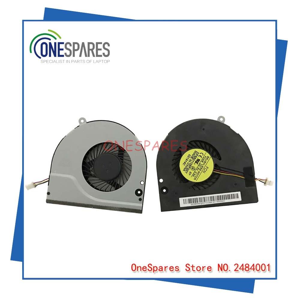 New Original Laptop CPU Cooler Fan For Genuine ACER Aspire E1-530 E1-530G E1-570 E1-570G E1-572 Series DFS501105FQ0T DC28000CQF0