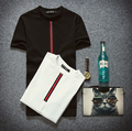 Corta de algodón camisetas de los hombres de Impresión 3D para hombre top tees gimnasio O cuello casual para hombres 3XL verano macho withe Rojo 102