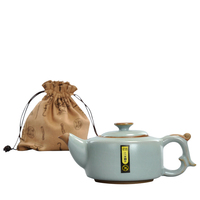 Chinese style Ceramic Teapot Tea Pot Small Fresh Kungfu Tea Set Teapot Single Pot Tea Maker 21
