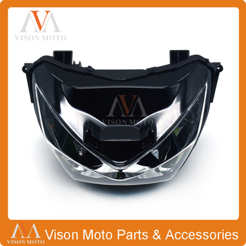 Motorcycle Front Light Headlight Head Lamp For KAWASAKI Z800 Z250 Z 800 250 2013 2014 2015 13 14 15