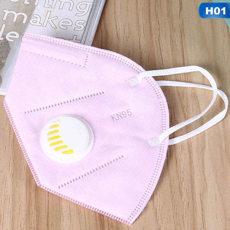Personal Health Care Back To Search Resultsbeauty & Health Faithful 1pc Anti-dust Mouth Mask With A Breathing Valve Activated Carbon Filter Respirator Mask Cotton Pm2.5 Anti Haze Mask