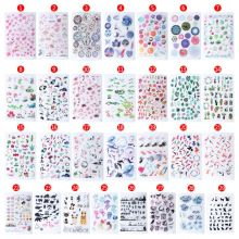 Jewelry-Making Filler-Sticker Epoxy-Resin Crafts Materials Crystal Animal-Landscape DIY