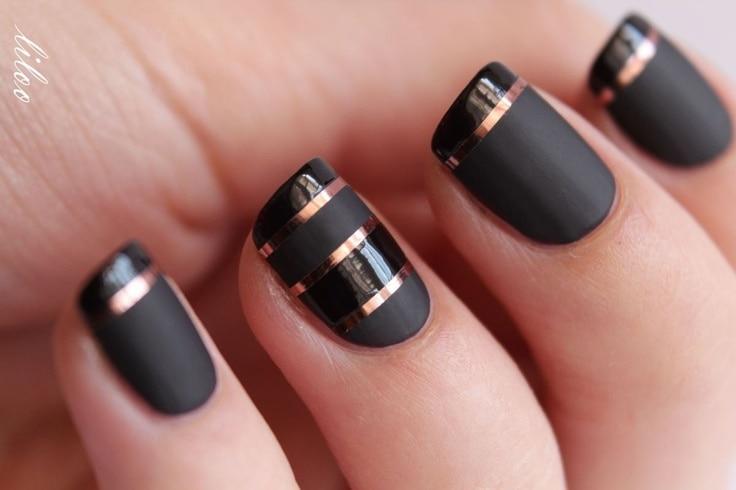 Black Color Matt Dull Polish Nail Enamel Art Manicure Varnish 15 In From Beauty Health On Aliexpress Alibaba Group